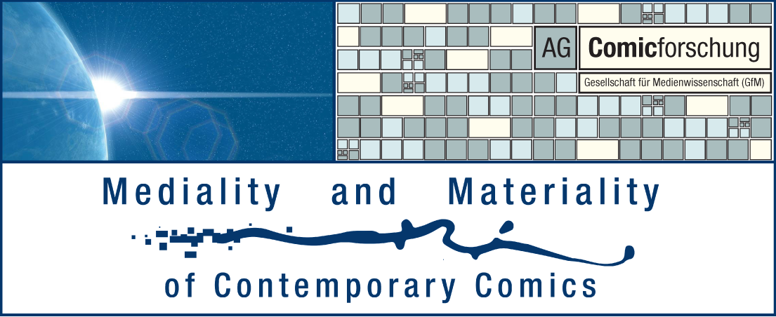 Mediality and Materiality of Contemporary Comics