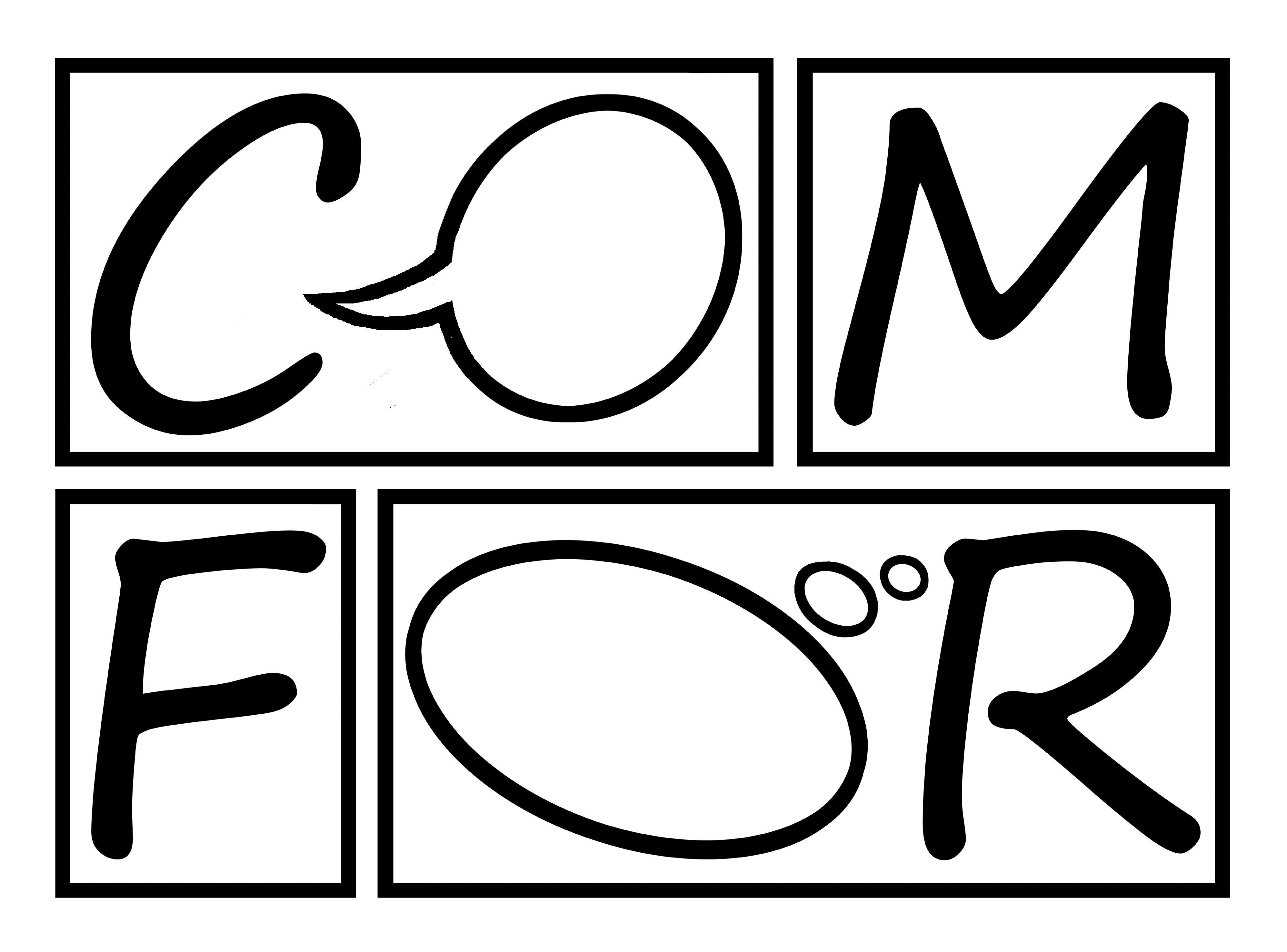 Logo der Gesellschaft für Comicforschung